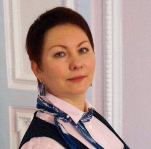 КАЛЫГИНА Анна Александровна