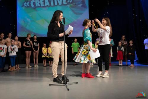 Фестиваль Креатив 1 марта Останкино 2020 год